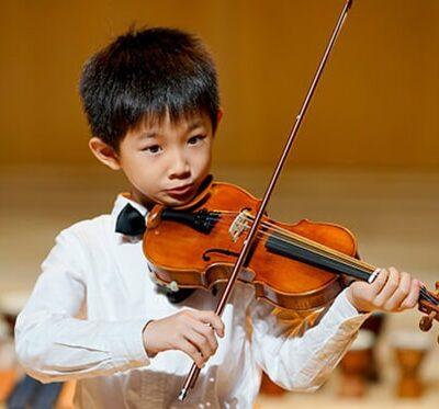 08 Violin